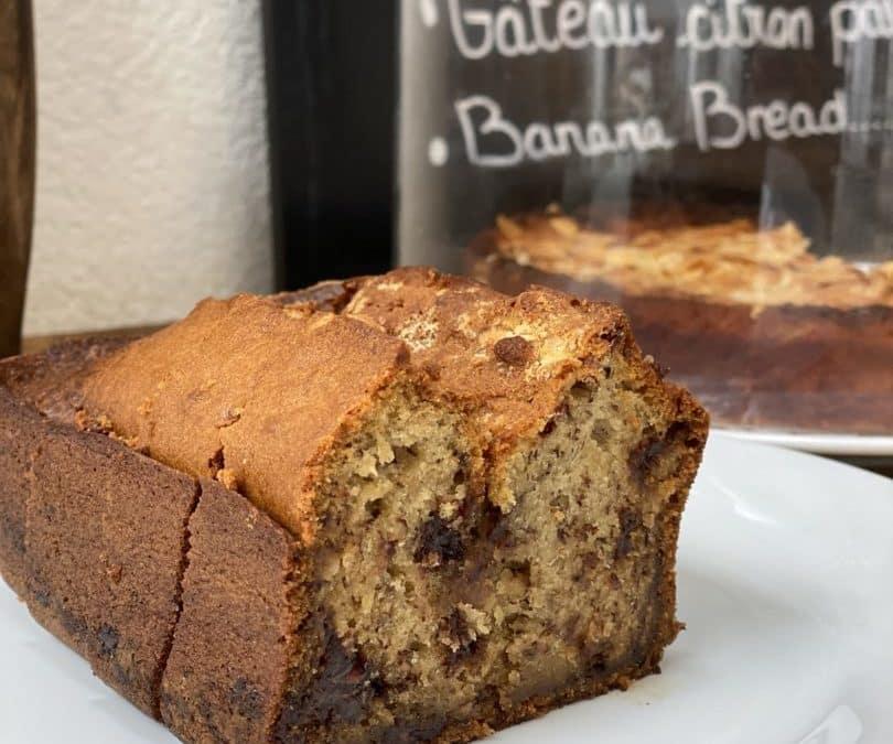 Le Banana Bread, gâteau de la semaine