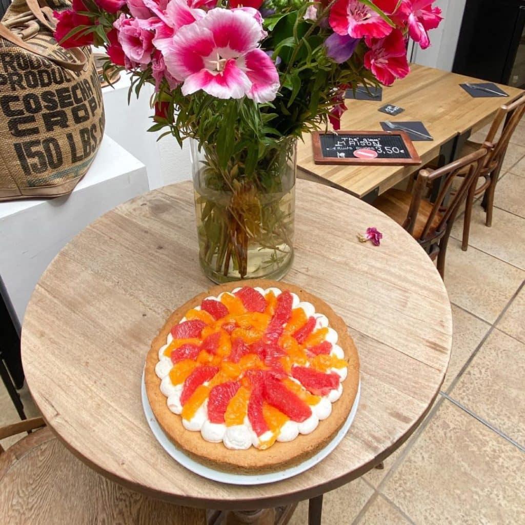 201091304 4100026360080106 278982191440020913 n - La tarte aux agrumes : le gâteau de la semaine