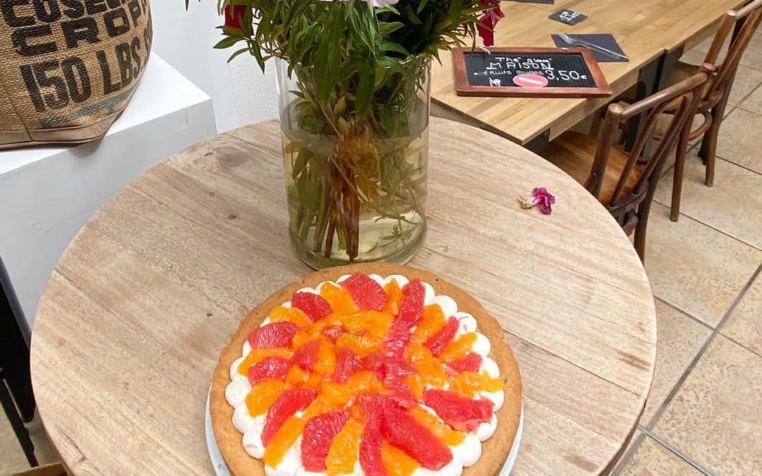 La tarte aux agrumes : le gâteau de la semaine