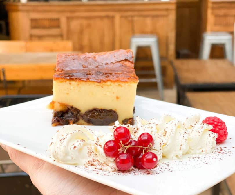 Le Far aux Pruneaux : le gâteau «phare» de la semaine !