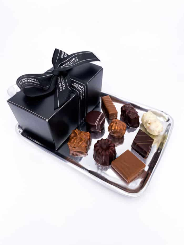 ballotin chocolats 250g - Accueil
