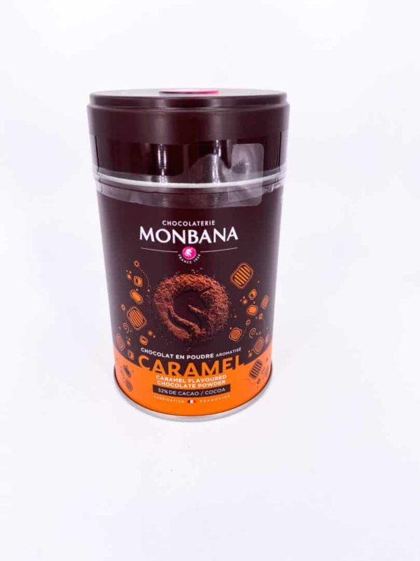 "chocolatpoudrecaramel - Chocolat en poudre ""Caramel"" 250G"