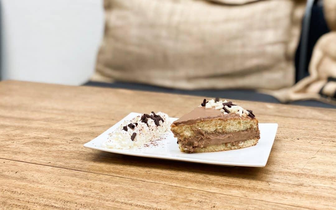 Le gâteau de la semaine – Génoise ganache chocolat !