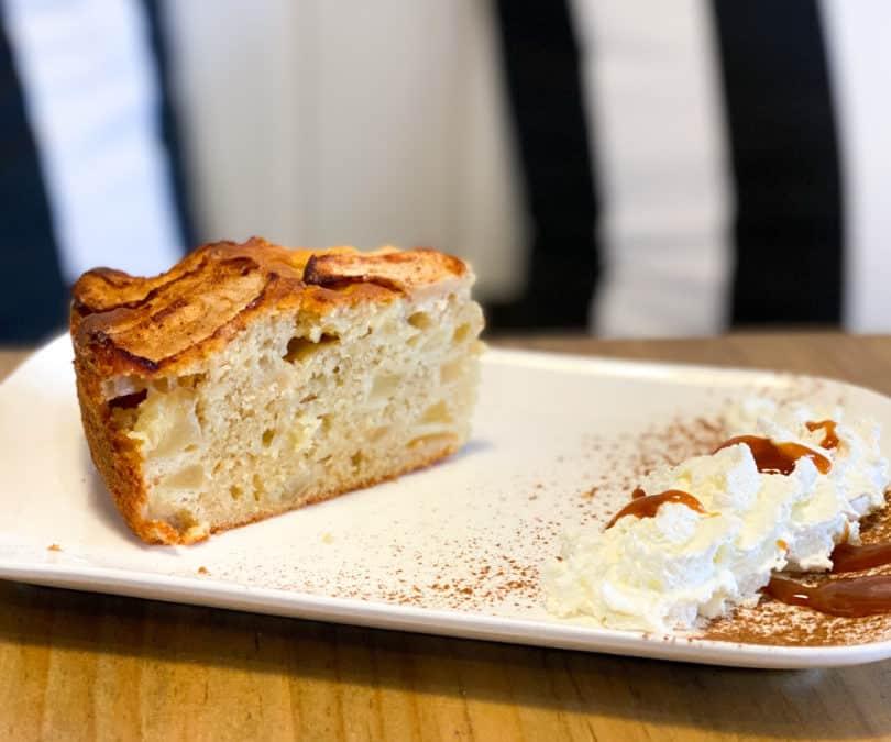 Le gâteau de la semaine – Le Pomme Cannelle !