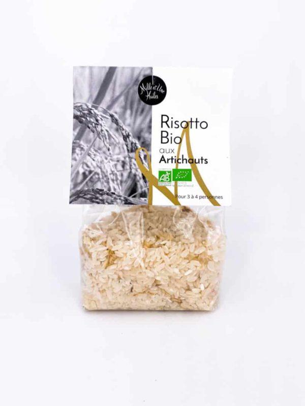 risotto bio artichauds - Risotto aux Artichauts BIO 250G