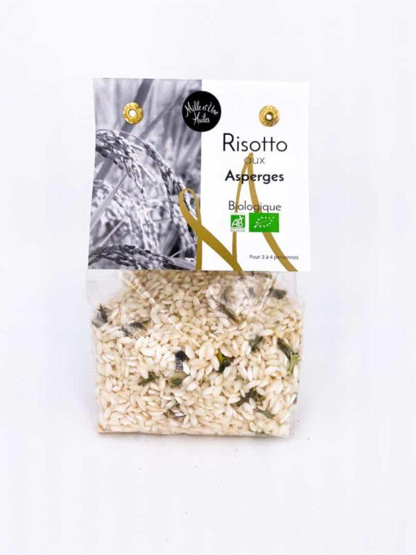 risotto bio asperges - Risotto aux Asperges BIO 250G