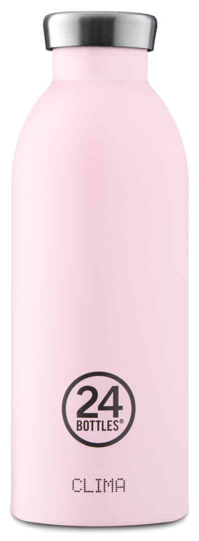 Candy Pink Clima 500ml I - CLIMA Bottle 500ml - Candy Pink