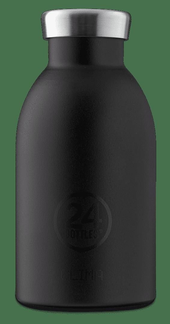 Tuxedo Black STONE Clima 330ml I - CLIMA Bottle 330ml - Black